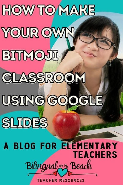 Cute Bitmoji Classroom How to Make a Bitmoji Classroom