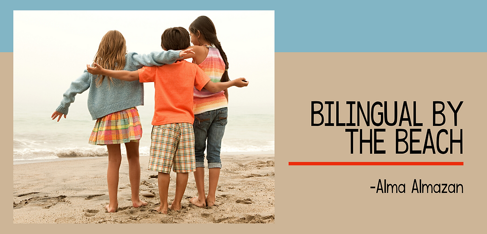 Bilingual by the Beach TPT Store Elementary Teacher Resources