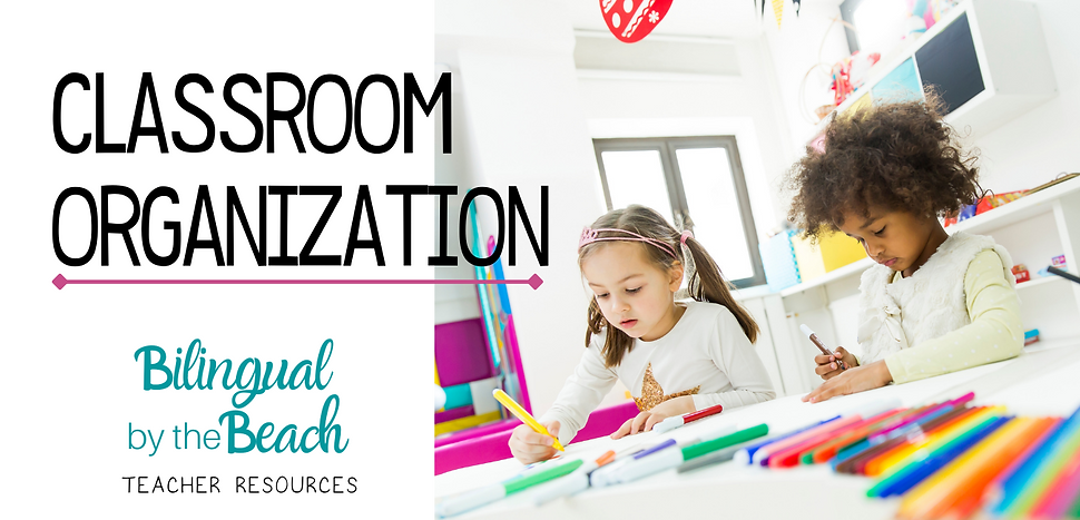 Here you will find elementary classroom organization tips, ideas, labels, posters, and products for teachers and students in grades Pre-K to 4th in digital and printable formats.