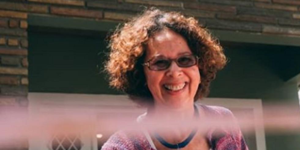 Joia Têxtil com Denise da Silva de Araújo - 29/11 (sexta) das 14h às 18h