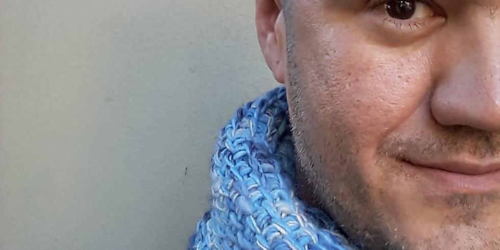Oficina: Crochê Tunisiano com Tiago Nicoloso