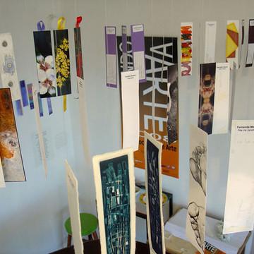 II Convocatoria - Abertura no Atelier 23