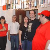 II Convocatoria - Abertura no Atelier 38