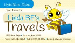 Linda BE's Travels
