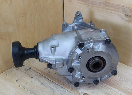 Freelander 2 Front Differential / PTU