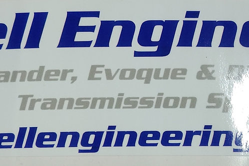 Bell Engineering Stickers