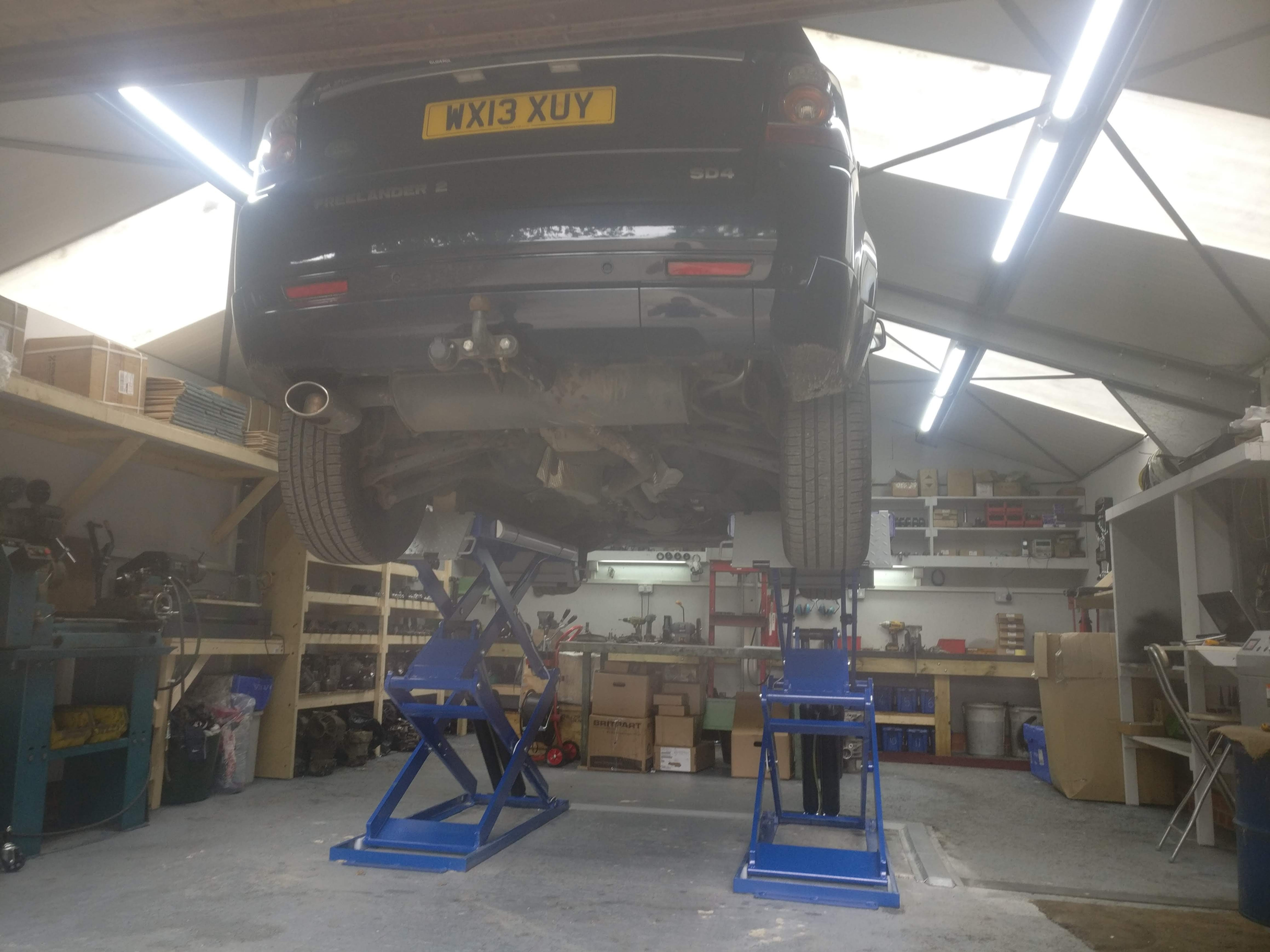 Rear Differential Fitting Service