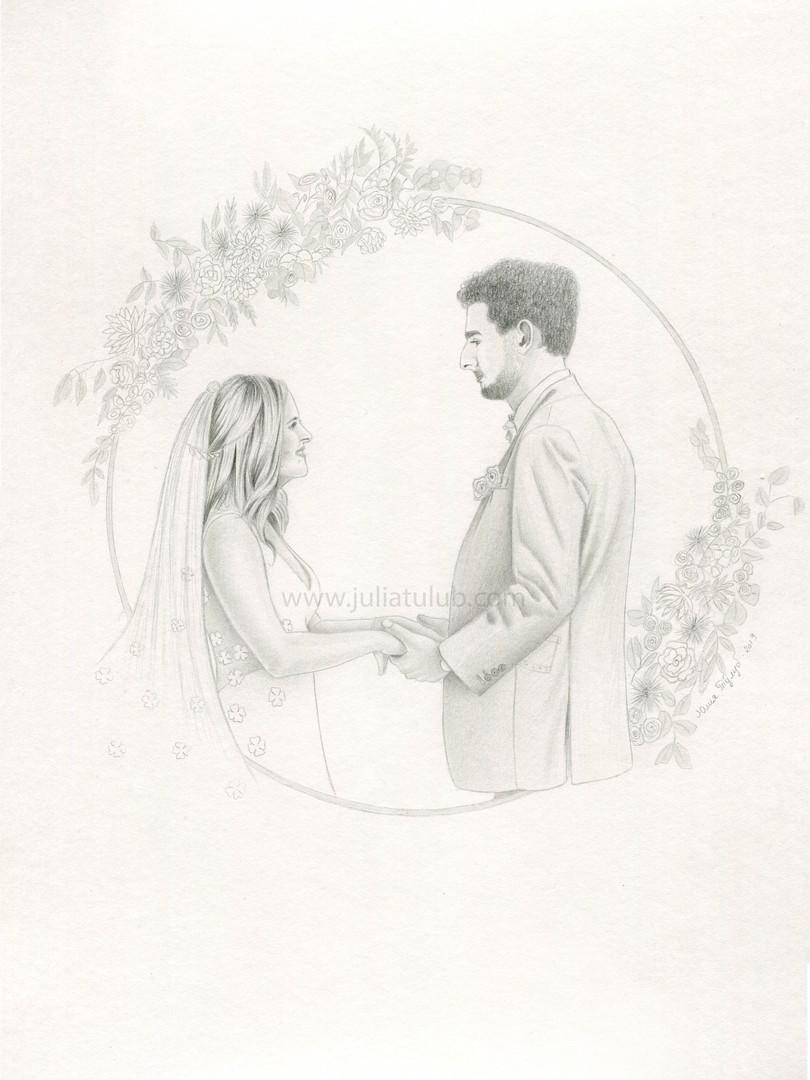 Tommaso and Macha Wedding