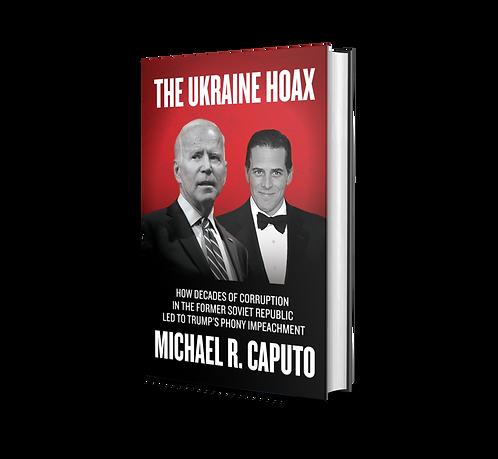 The Ukraine Hoax (Book)