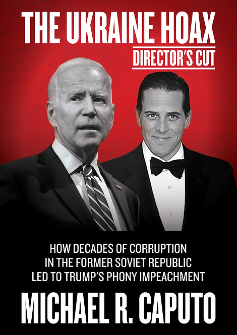 [DVD] The Ukraine Hoax - Director's Cut (Film)