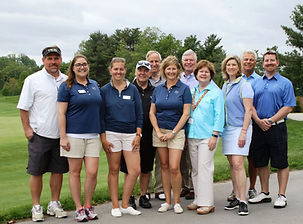 The Board of Directors at the 2017 Memorial Golf Tournament