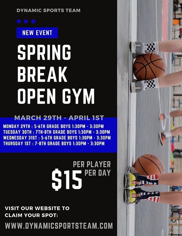 DST SPRING BREAK OPEN GYM FLYER.png