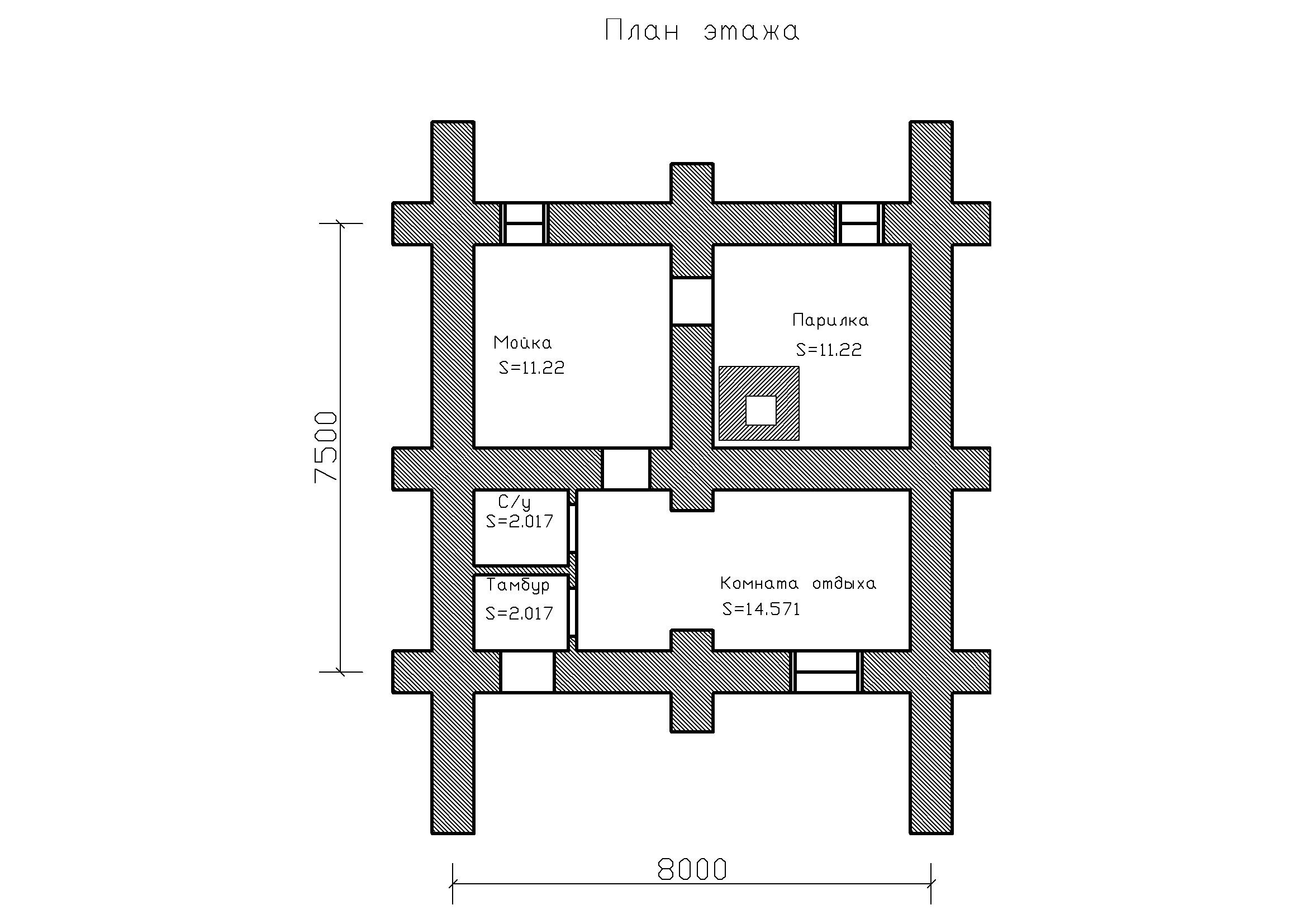 Планировка_1 - баня