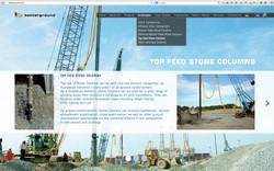 Top Feed Stone Columns 1