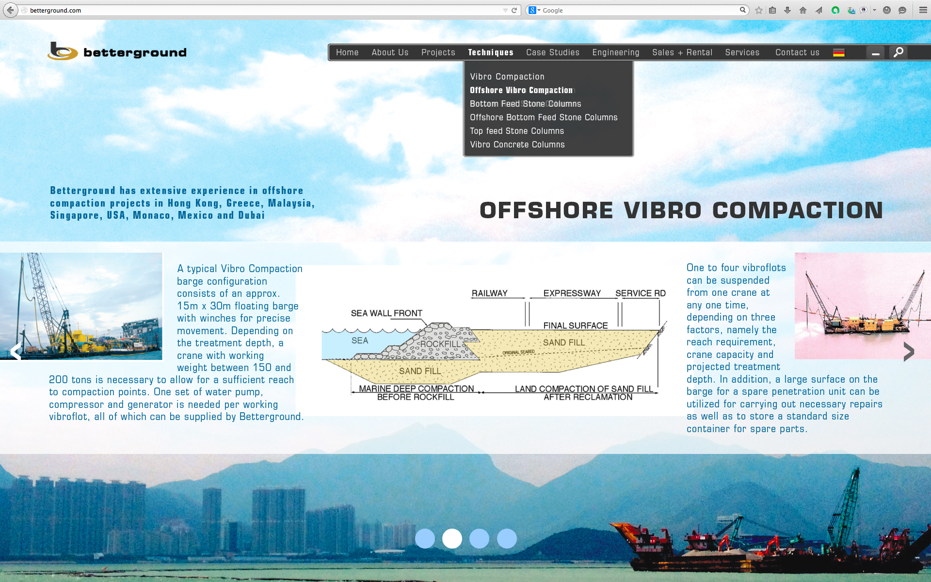 Offshore Vibro Compaction 2