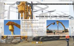 Bottom Feed Stone Columns 3