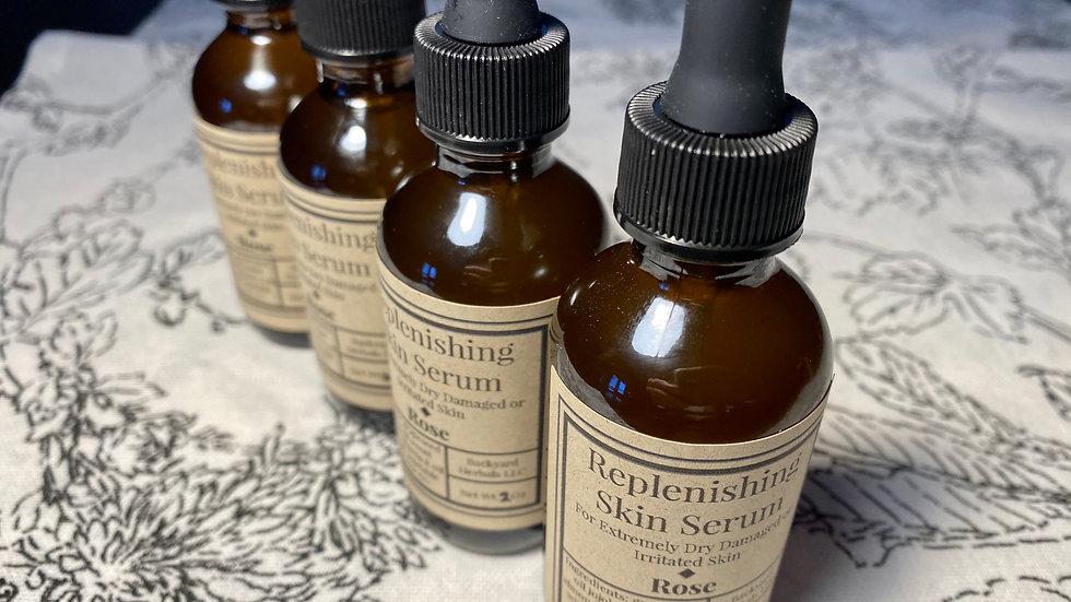 Replenishing Skin Serum (Rose)