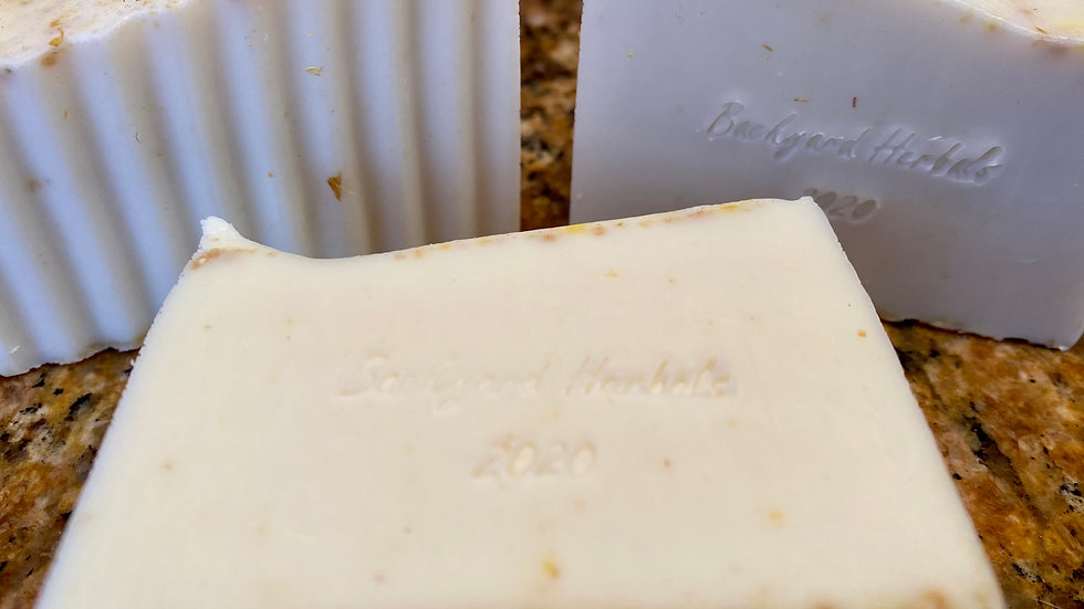 Goat Milk Calendula & Oatmeal