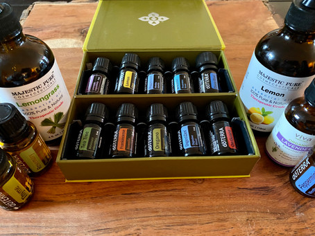 Aromatherapy and Your Well-Being