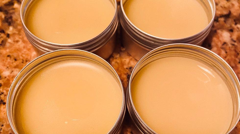 2 Oz Honey, Orange & Bergamot Healing Salve