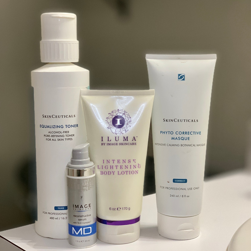 Skincare Lightening Products                  | Professional Grade | Skincare Sunday|