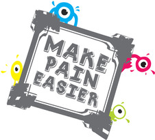 Red Cross Childrens Hospital 'make pain easier' campaign