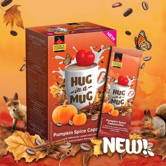 New Pumpkin Spice