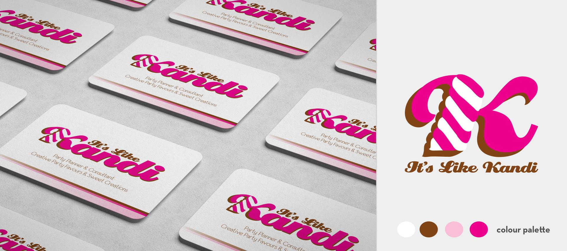 Its Like Kandi Logo Design and Business.