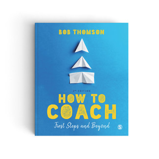 How to Coach 2E Cover Design