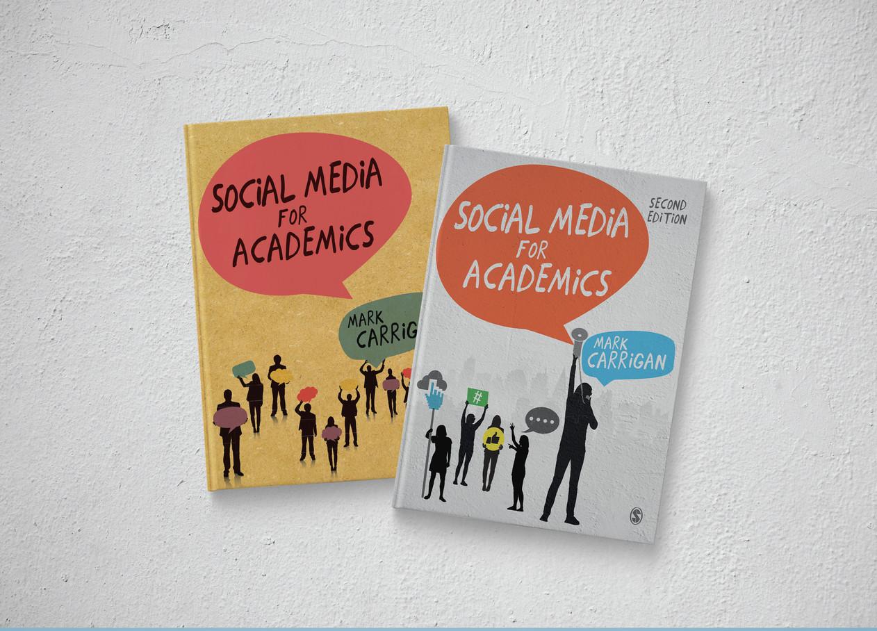 Social Media Carrigan 1E & 2E Book Cover