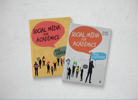 Social Media by Carrigan 1E & 2E Book Cover