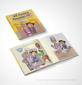 Book Cover Design and Book Interior layo