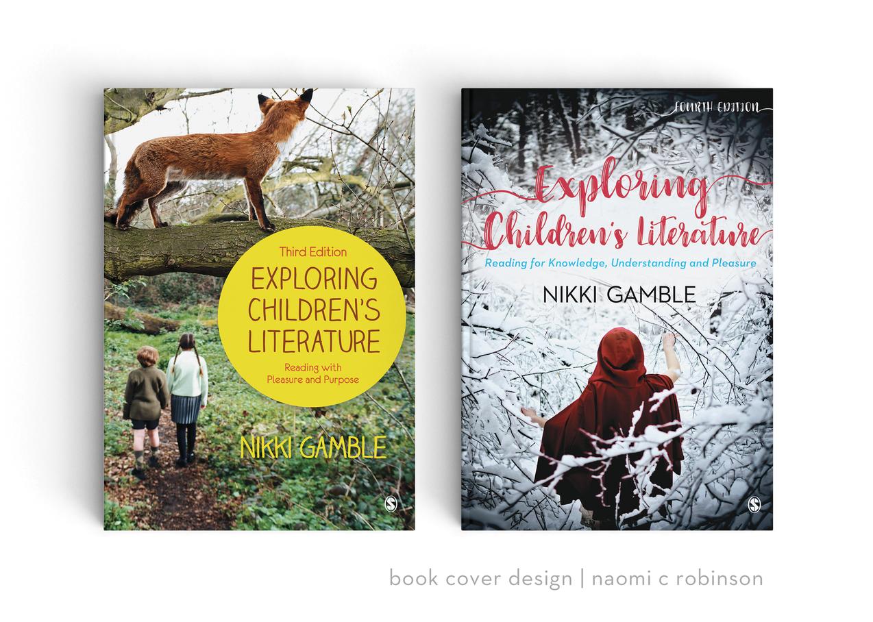 Gamble_Exploring Children's Lit Book Cov