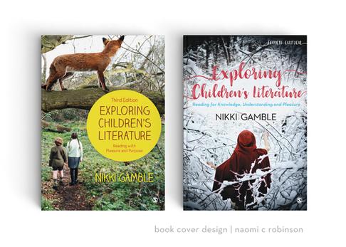 Exploring Children's Literacy Book Cover