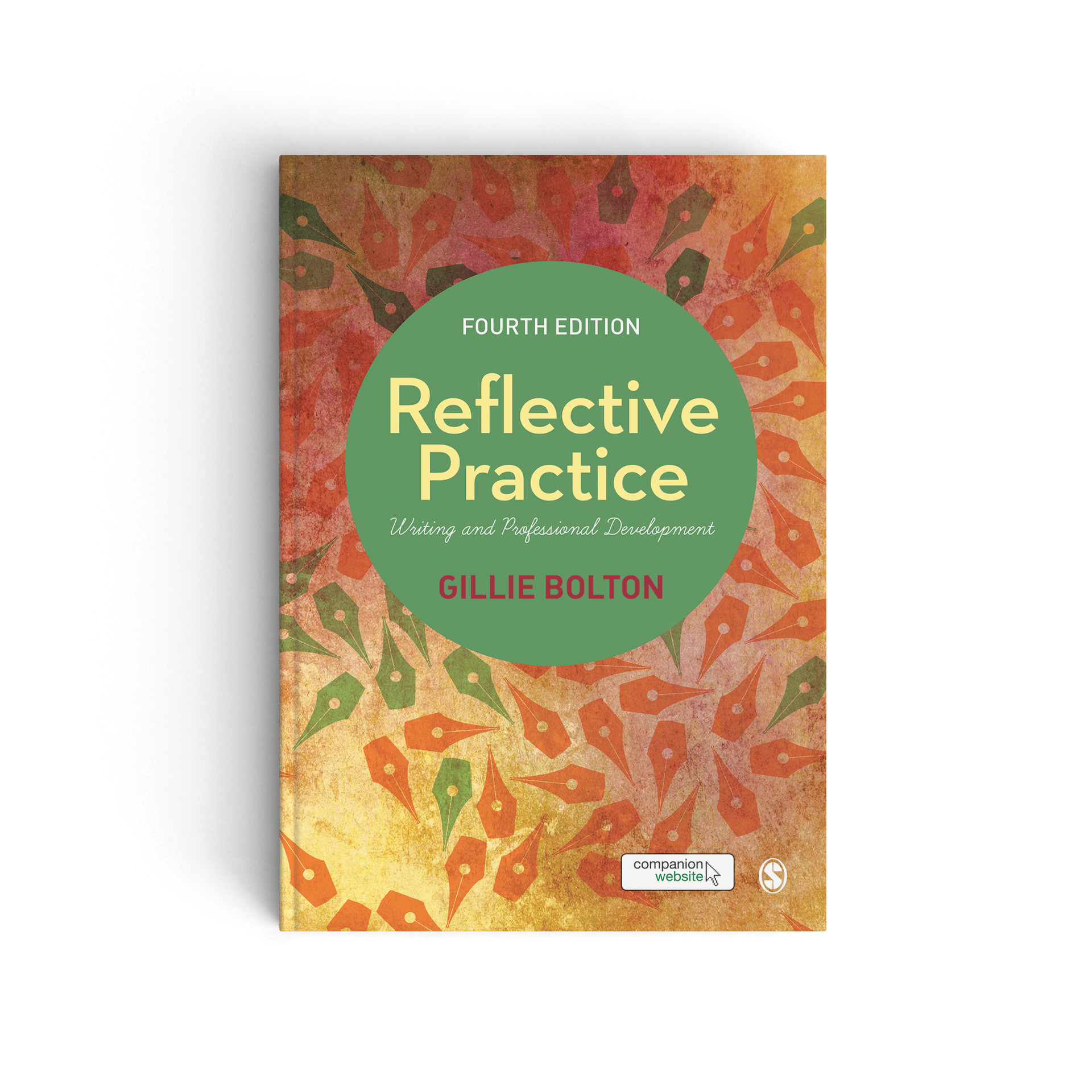 Book Cover Design for Reflective Writing