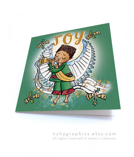 Christmas Cards by Nyha Graphics Naomi C
