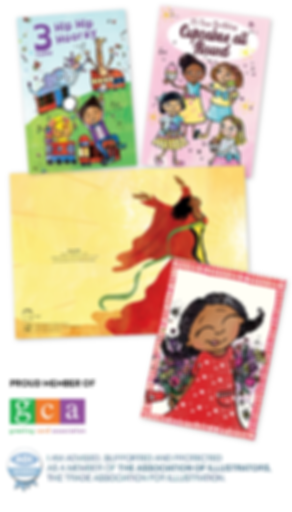 Nyha Cards Black Greeting Cards.png