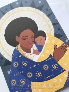 Black Women Cards Nyha Cards SIS11.jpg