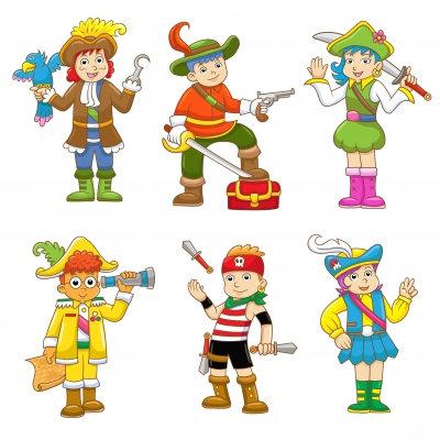 Jelly Pirate Theme