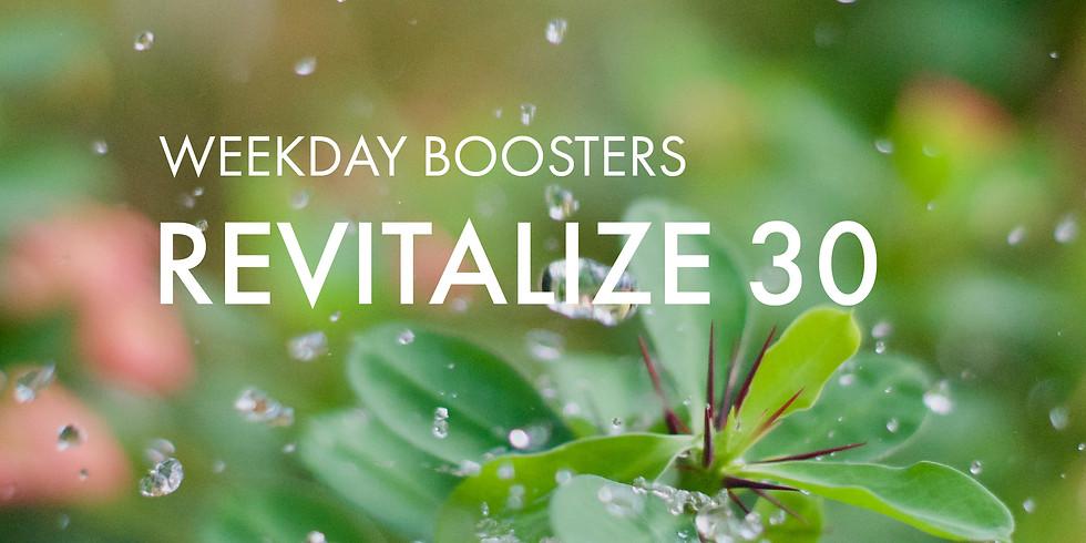 Revitalize @30