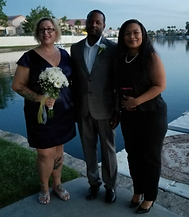 Minister Ericka, Sunrise Weddings, Las Vegas wedding