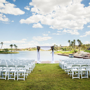 10 Las Vegas Outdoor Wedding Locations