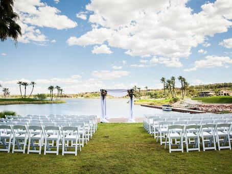 10 Las Vegas Outdoor Wedding Locations