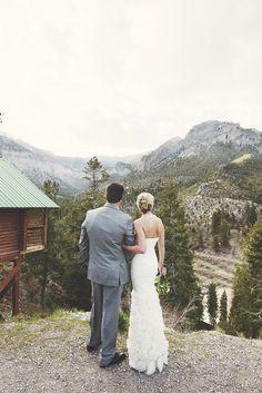 Mount Charleston Wedding