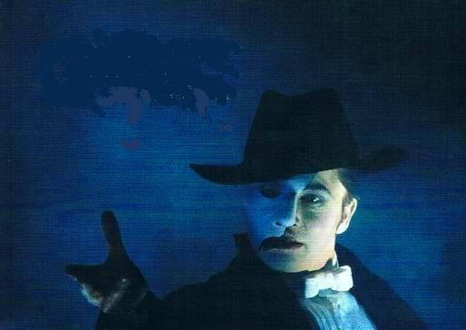 As The Phantom London