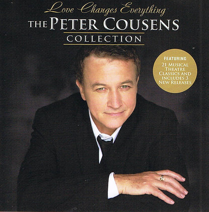 Love Changes Everything  Peter Cousens Collection