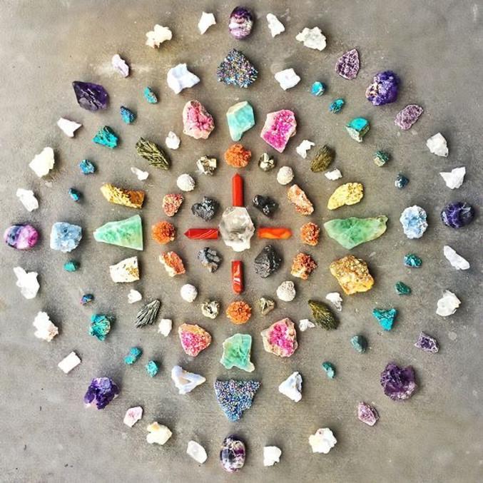 I Ceistalli e il Mandala dell'Anima