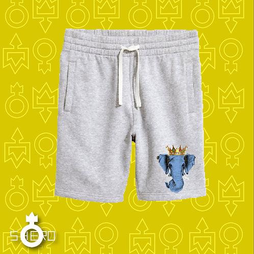 Royal Shorts & Tee
