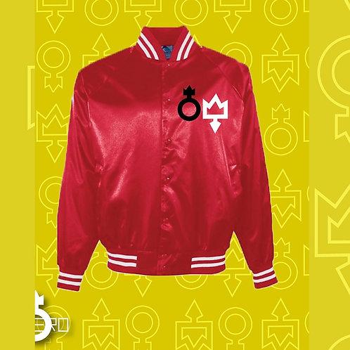 Androgynous Varsity jacket