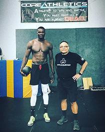 August Okosun and El Profe